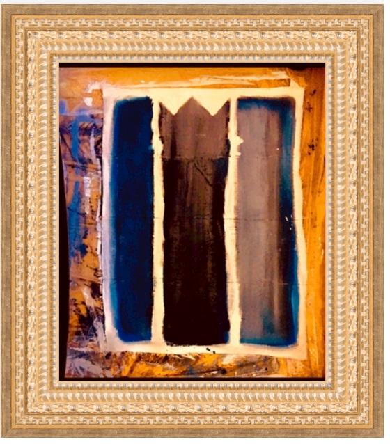framed ART -- The Queens Court