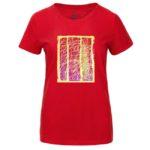 t shirt FemALE MLilo Drip Queen SS