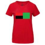 t shirt FemALE MLilo RBG Art