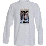 t shirt LS MLilo Gray