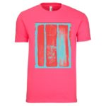 t shirt mALE MLilo Royalty King Pink tee