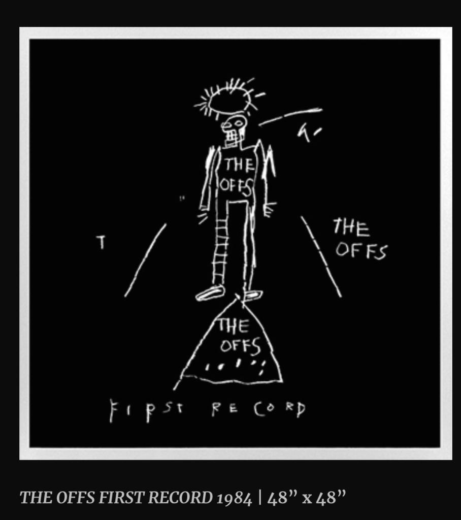 Basquiat BH 44 inch fine prints