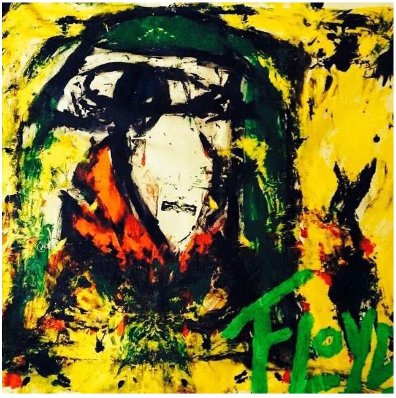 Floyd Pic5 Green n yellow